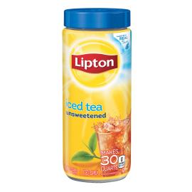 PNG - Lipton US -  Lipton Iced Tea Unsweetened