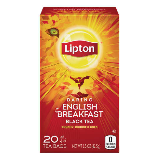 PNG - Lipton US- English Breakfast
