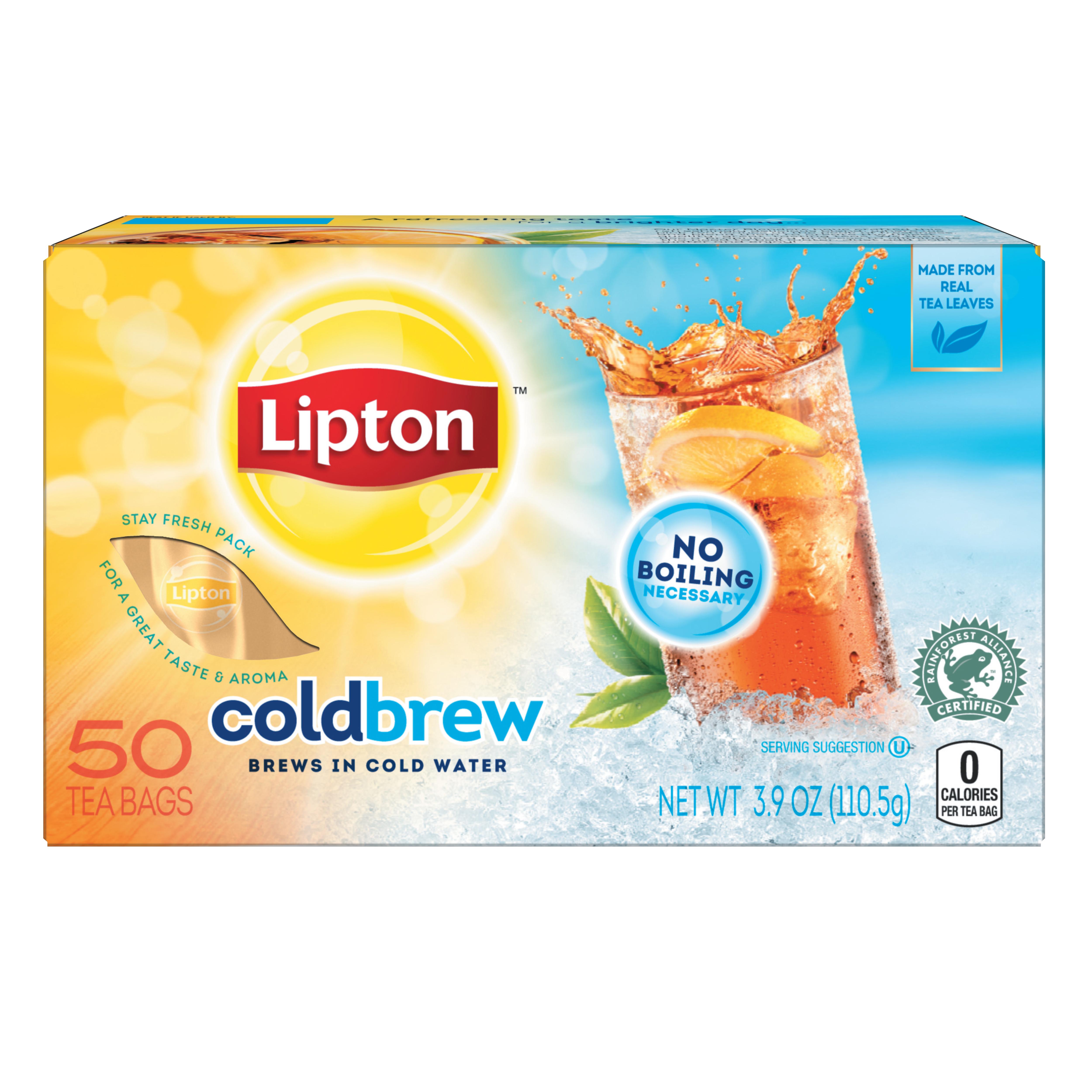 Cold Brew Tea Bags