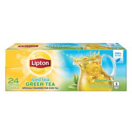 PNG - Lipton US - Lipton Family-Sized Iced Tea Bags Green Tea