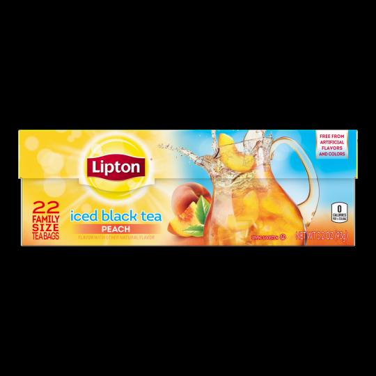 PNG - Lipton Tea Peach 22 1N