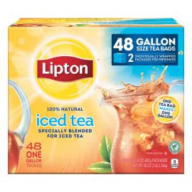 Iced Black Tea Family Size Tea Bags