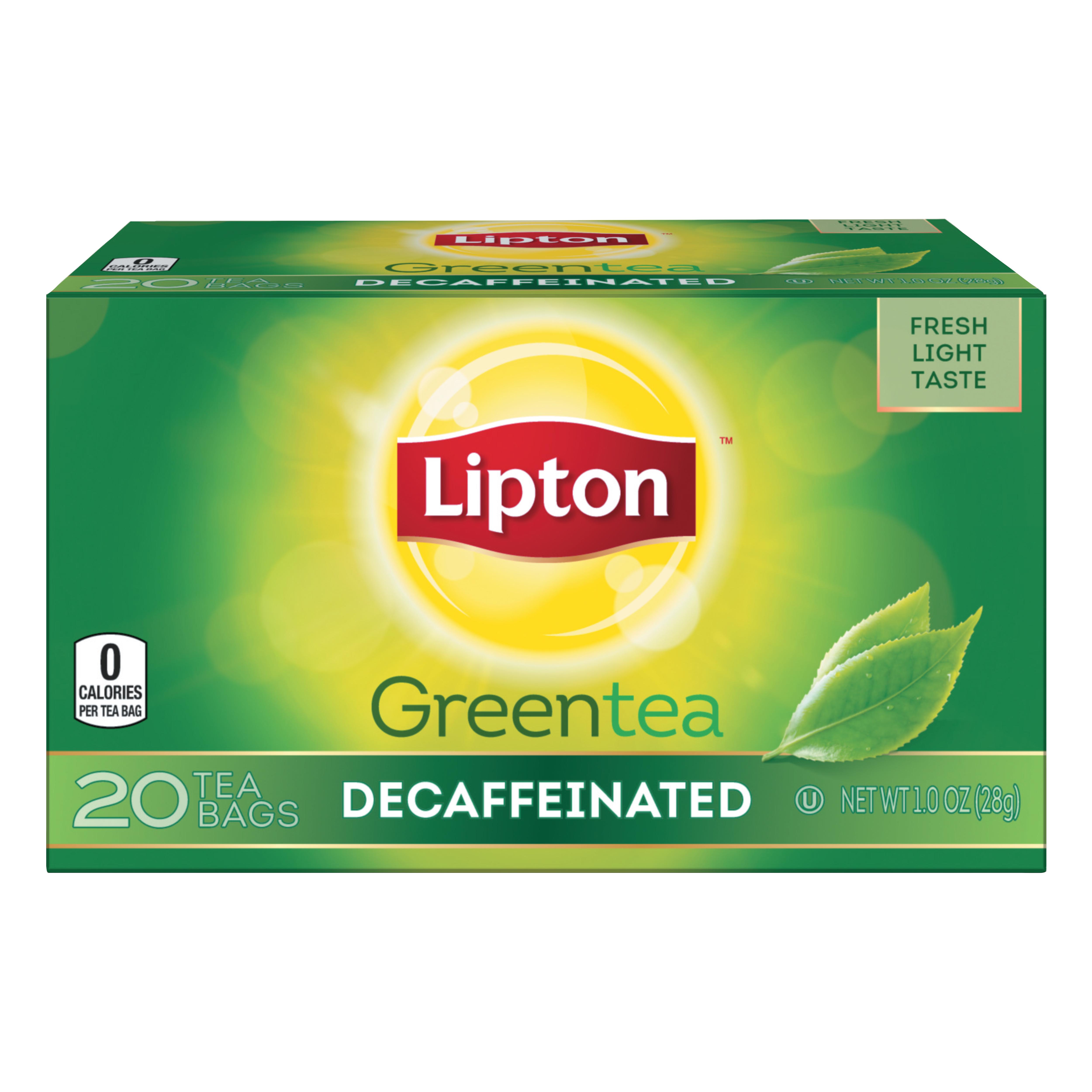 Best decaf tea bags