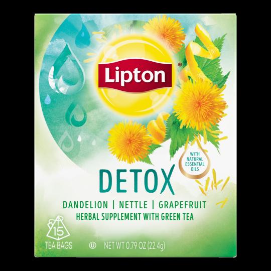 PNG - Lipton Tea Detox 15 1N
