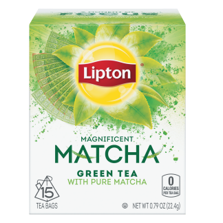 PNG - Lipton US - Lipton Green Tea Matcha Original