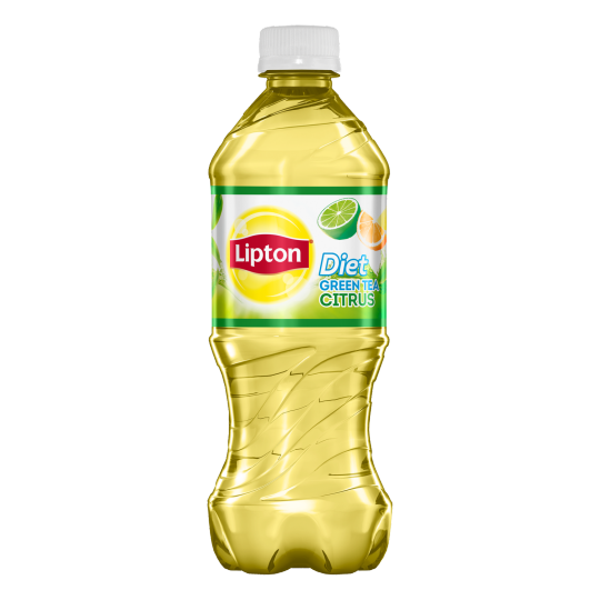 PNG - Lipton Ice Tea - Lipton Diet Green Tea Citrus