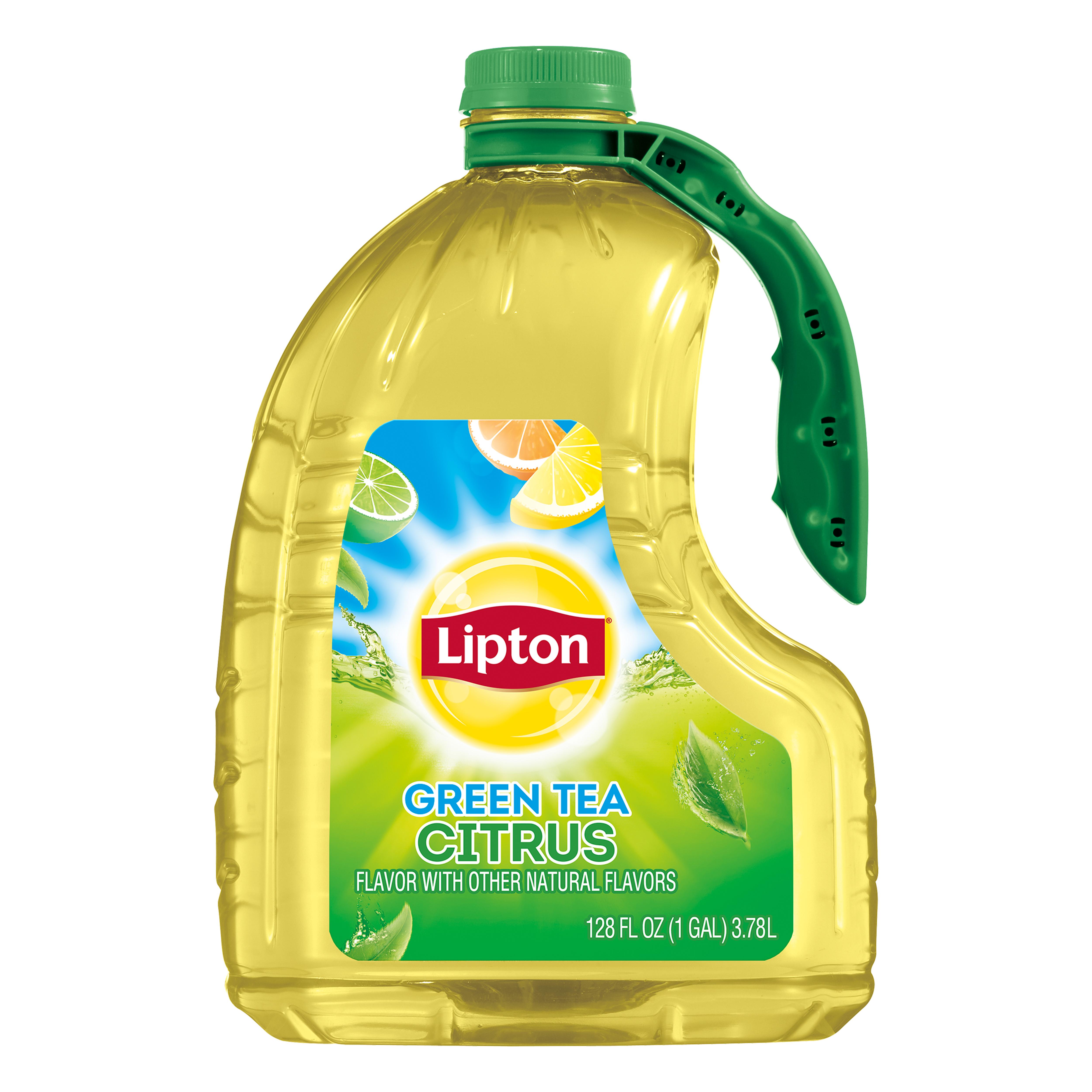how long does diet lipton green tea last