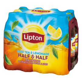 PNG - Lipton Ice Tea - Lipton Half & Half Iced Tea & Lemonade