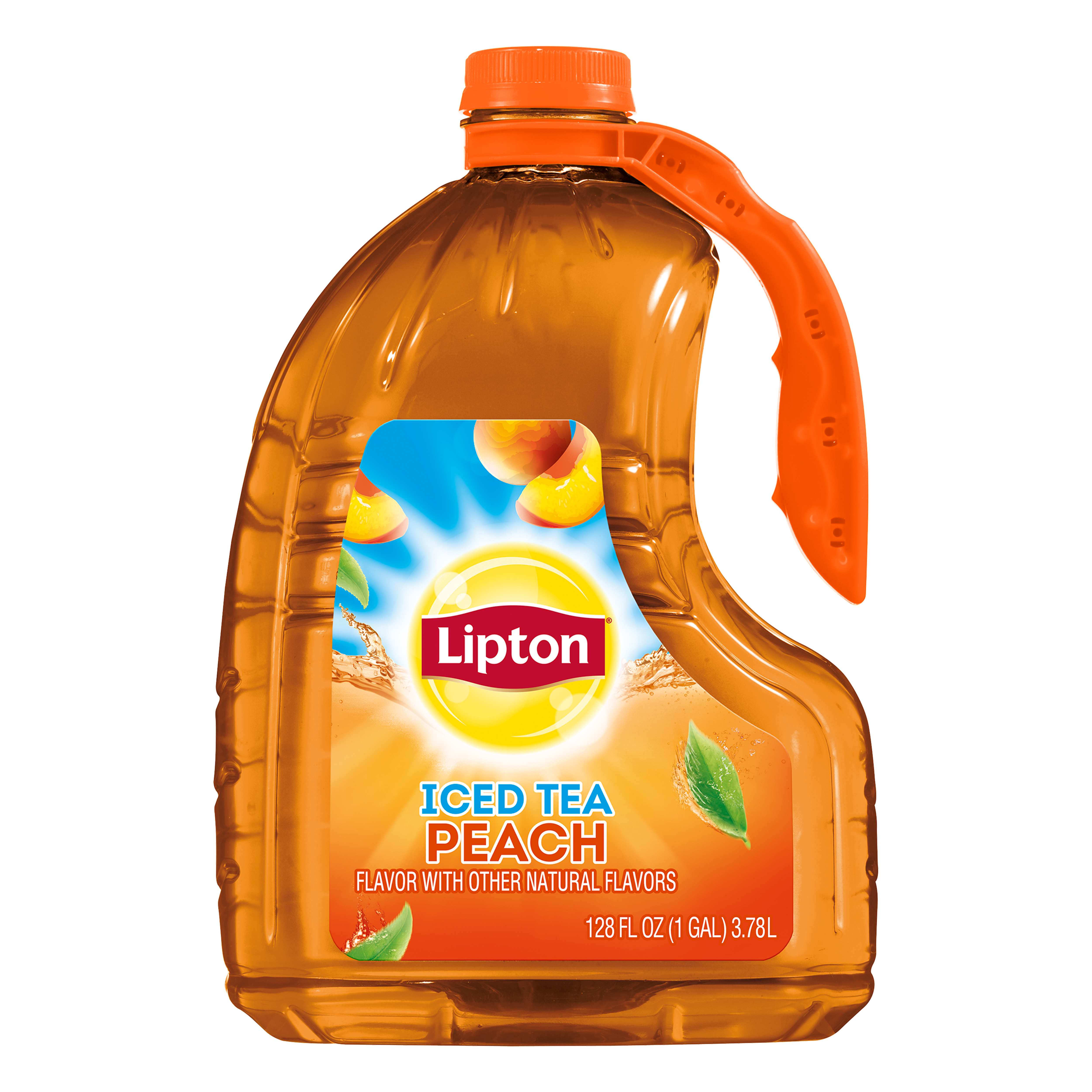 Black Iced Tea Peach | Lipton