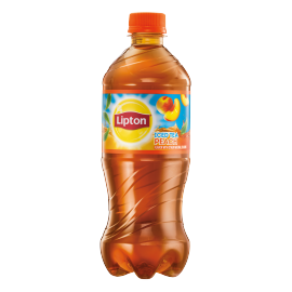 PNG - Lipton US - Lipton Peach Iced Tea