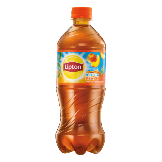 PNG - Lipton US - Lipton Peach Iced Tea
